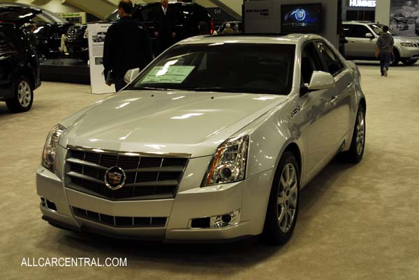 Cadillac CTS Performance 2009