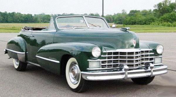 Cadillac Photographs Technical All Car Central Magazine