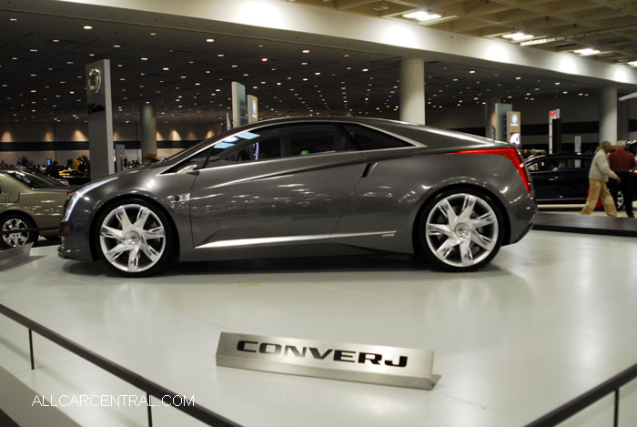 Cadillac photographs technical all car central magazine cadillac converj 2009 publicscrutiny Image collections