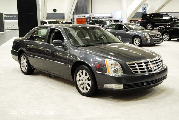 Cadillac DTS-5 Luxury Collection 2009