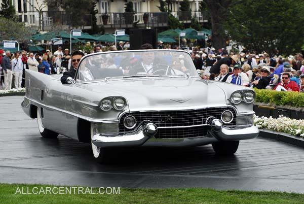 Cadillac Le Mans 1953. Pebble Beach Concours d'Elegance