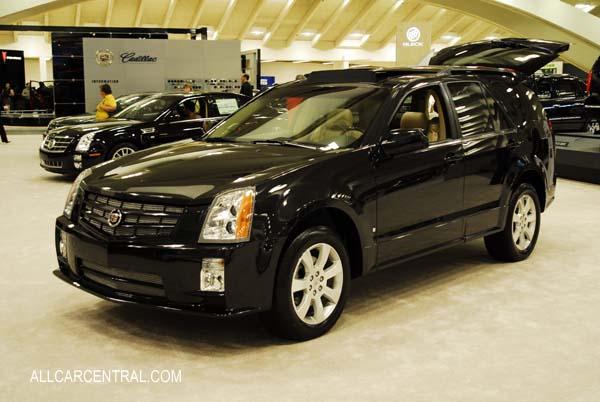 Cadillac photographs technical all car central magazine cadillac srx v6 2009 publicscrutiny Image collections