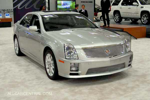 Cadillac photographs technical all car central magazine cadillac sts v 2008 publicscrutiny Image collections
