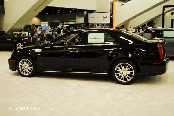 Cadillac STS Performance 2009