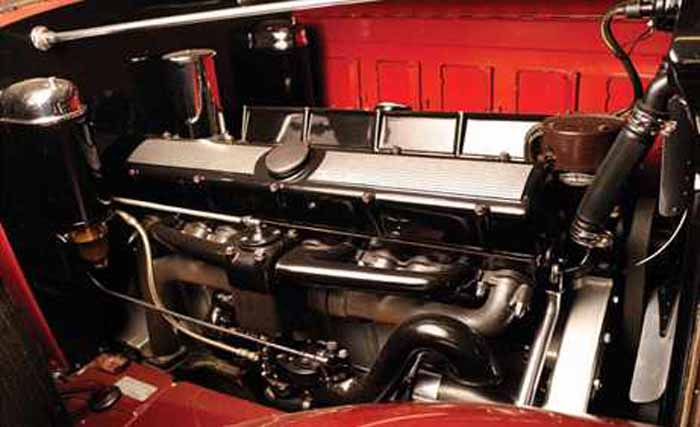 Cadillac V 16 Engine
