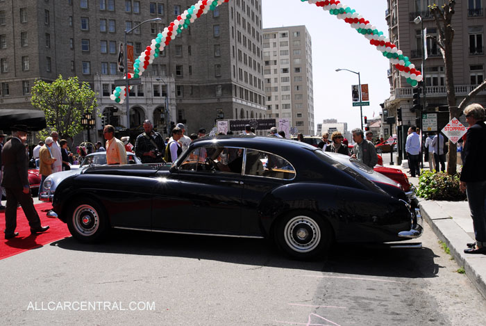 Bently R Type Continental 1954 California Mille 2012