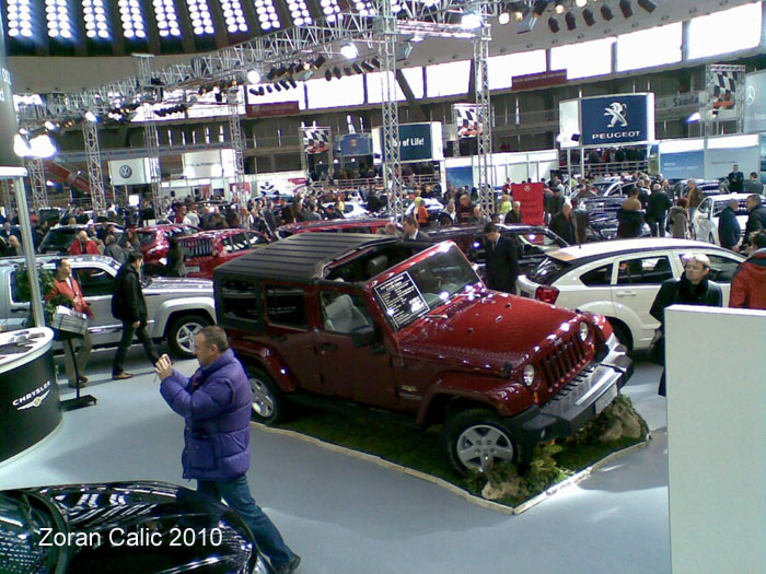 International Car Show Belgrade
