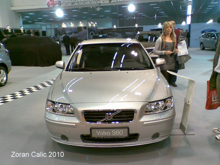 Volvo S60 2010 International Car Show Belgrade