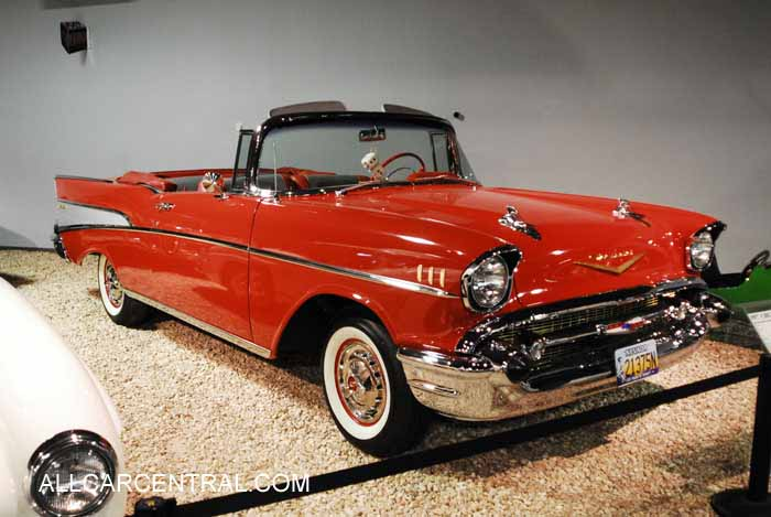 Chevrolet Bel Air Convertible Coupe 1957