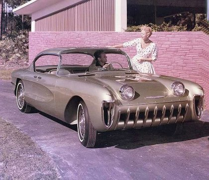 Chevrolet Biscayne XP-37 1955
