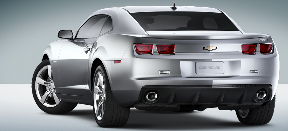 Chevrolet Camaro Coupe 2010