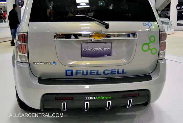 Chevrolet Eqinux Fuelcell 2008