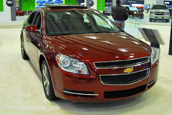 Chevrolet Photographs And Technical Data All Car Central