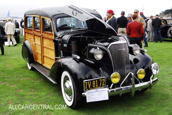 Concours D Elegance >> 1936-1939 Chevrolet photographs and Chevrolet technical data - All Car Central Magazine