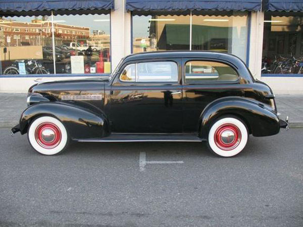 Concours D Elegance >> 1936-1939 Chevrolet photographs and Chevrolet technical