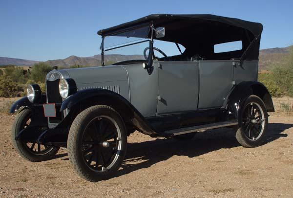 1900-1920 Chevrolet photographs and Chevrolet technical ...