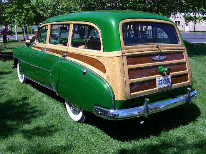 Chevrolet Wagon 1952