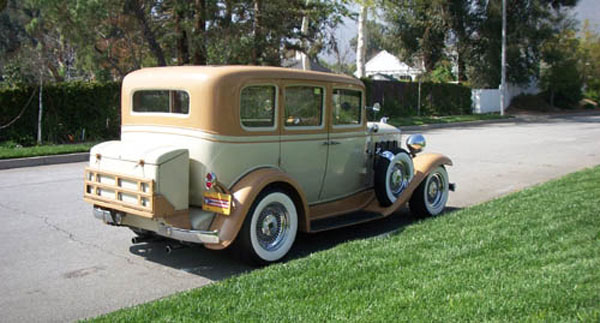 1930 1935 chevrolet photographs and technical data for 1930 chevy 4 door