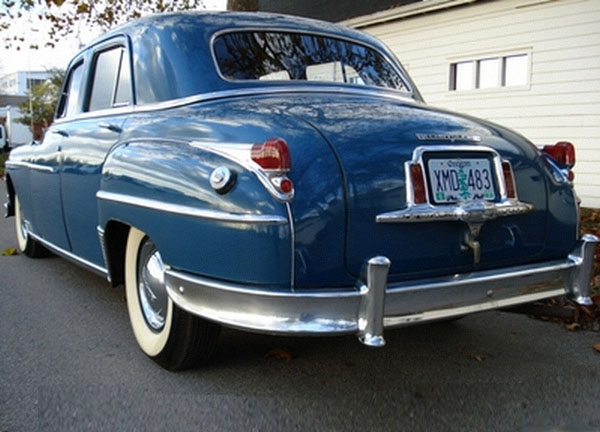 Chrysler Door Rick Feibusch on 1950 Chrysler Town And Country