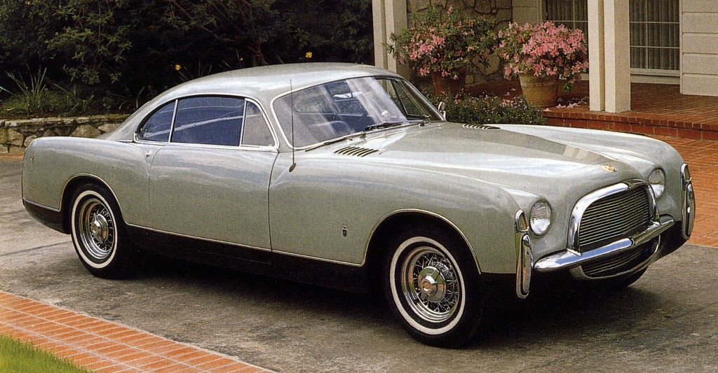 Chrysler Ghia 1953