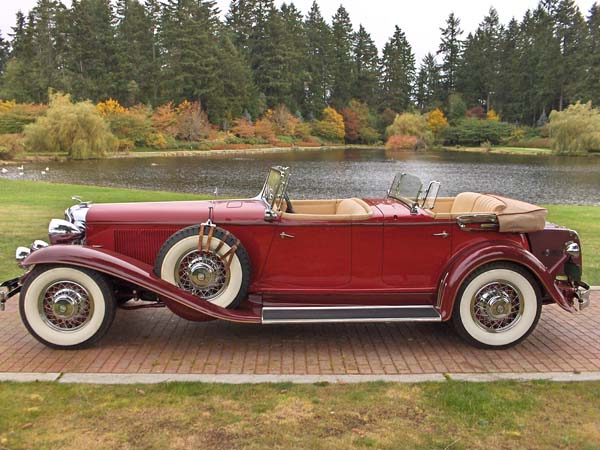 Chrysler Imperial 1931