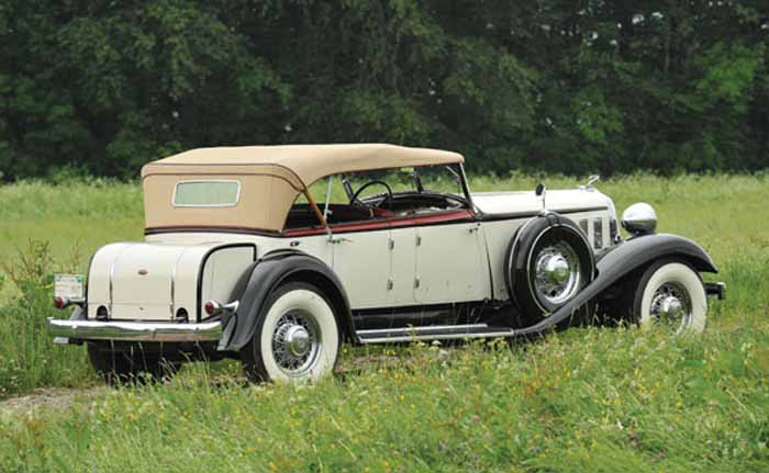 Chrysler Imperial Pheaton 1933