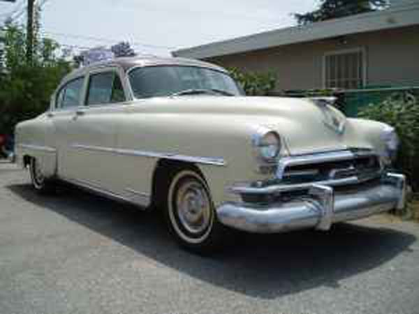 Chrysler Sedan 1954