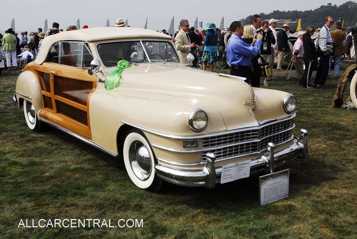 Chrysler Town-Country Convertible 1948