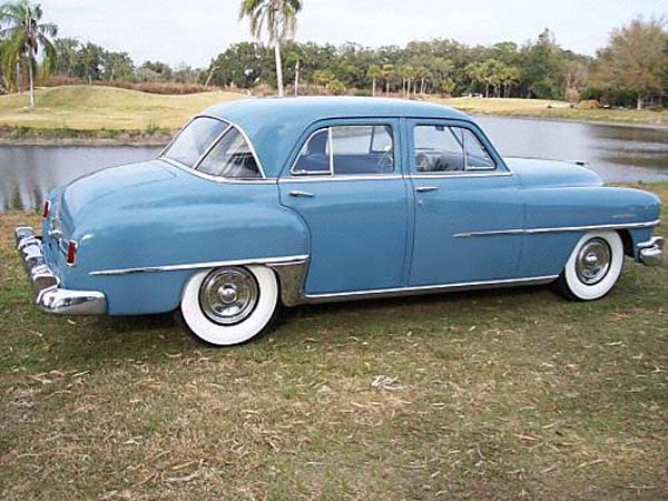 Chrysler Windsor 4 door 1951