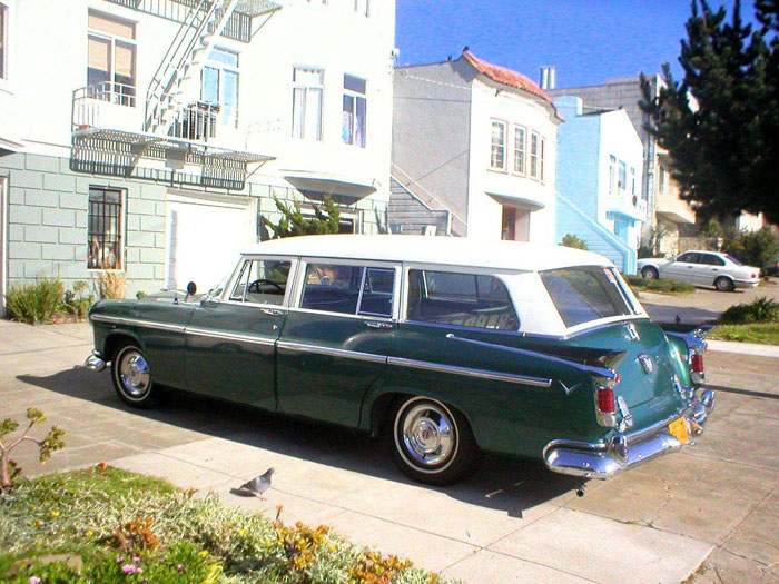 Chrysler Windsor Wagon 1956