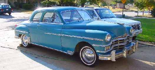 Chrysler Coupe 1949