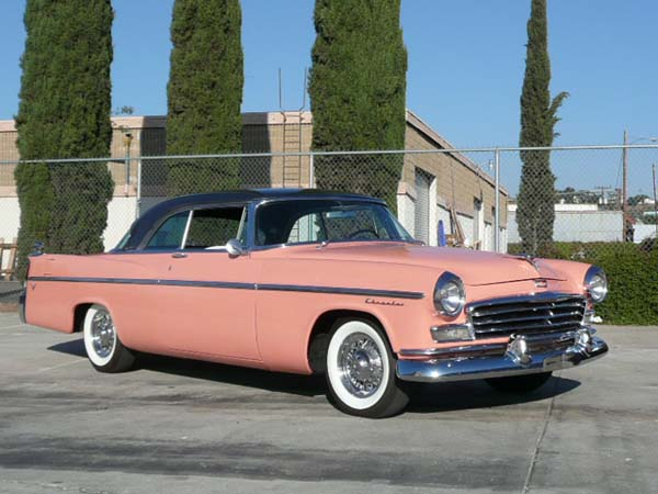 Chrysler hardtop 1956