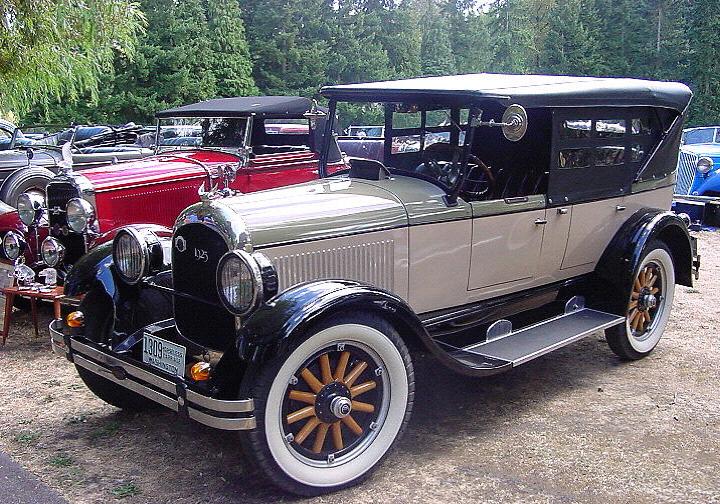 Blackhawk Car Museum >> Chrysler photographs and technical data - All Car Central Magazine P6
