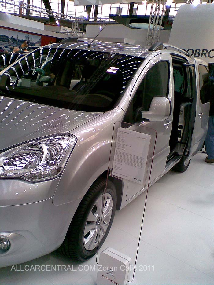 Citroën Berlingo 2011
