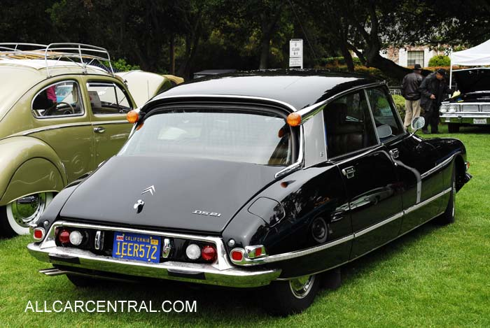 citroën DS21 Pallas  1972