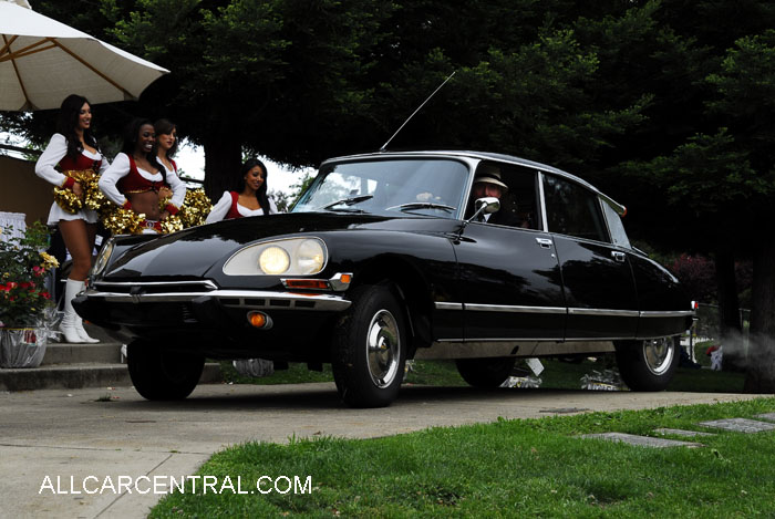 Citroen DS21 Pallas 1972