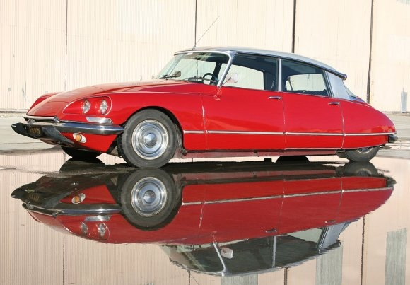 Citroën DS21 Pallas  1968