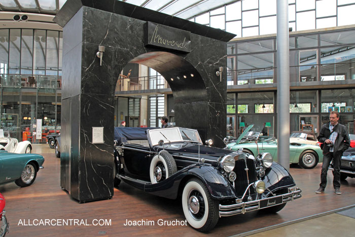Classic Remise Düsseldorf 2014 Oldtimer-Saisonstart - All Car Central Magazine