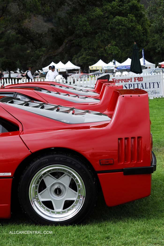 Concorso Italiano 2011 Monterey Concorso Italiano Monterey