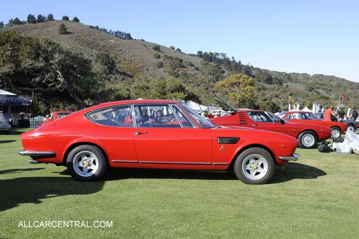 Concorso Italiano, 2012 Car Show Bertone Styled Cars Monterey, California - All Car Central Magazine