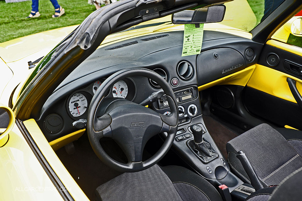 Fiat Barchetta sn-128AS-0040030  Concorso Italiano 2016