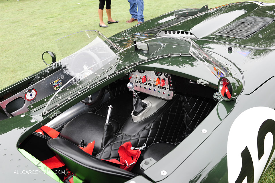 Jaguar Recreation  Concorso Italiano 2016