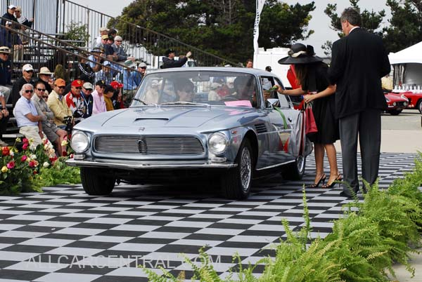 Iso Rivolta GT 1966, 2nd Place