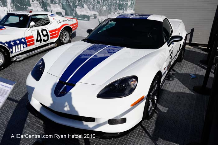 Corvette Z06 2011 Le Mans Tribute