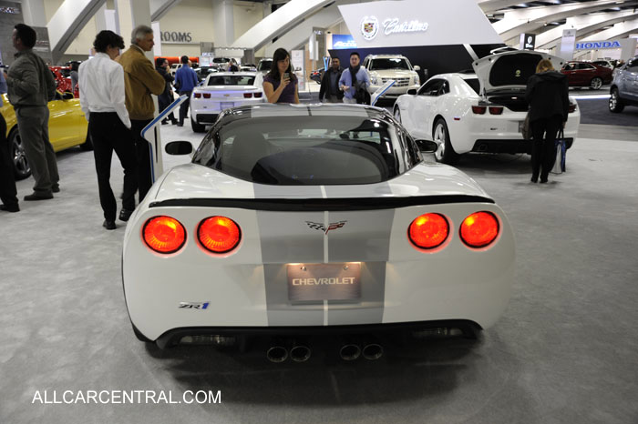 Corvette ZR1 COUPE sn-1G1Y62DT6D5800174 2013