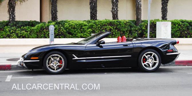 53 Commemorative Edition Corvette For Sale