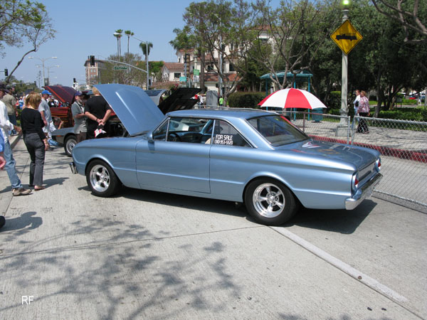 1963 Ford Falcon Sprint For Sale By Owner