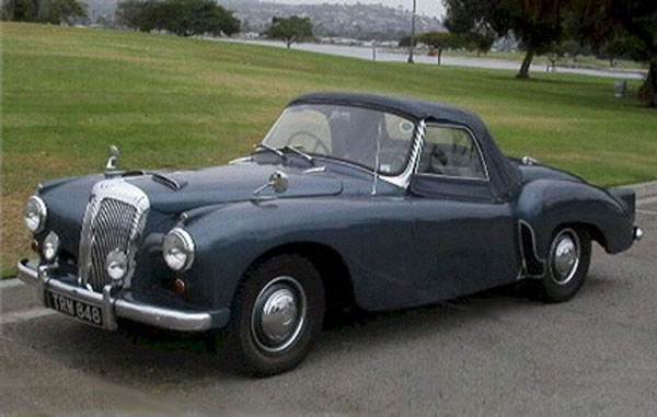 Daimler Conquest DHC 1957