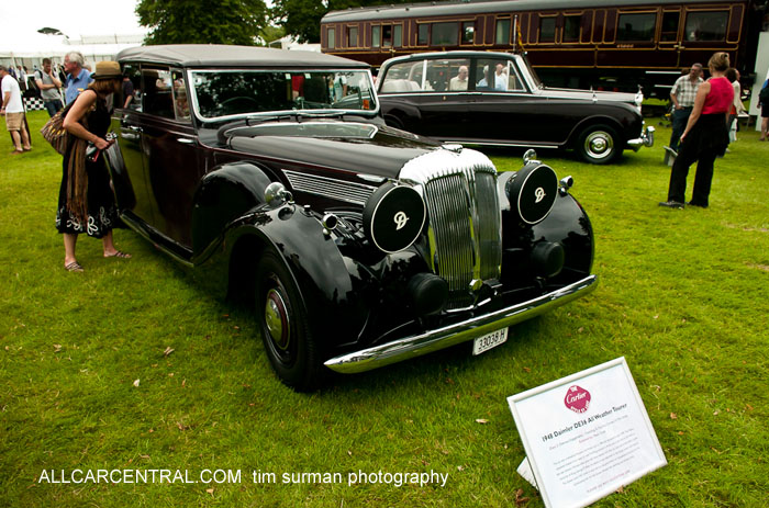 Daimler DE36 All Weather Tourer 1948