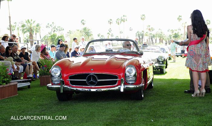 Desert concorso 2014 car winners all car central magazine for Mercedes benz palm desert